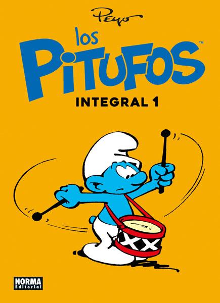 LOS PITUFOS. INTEGRAL 1