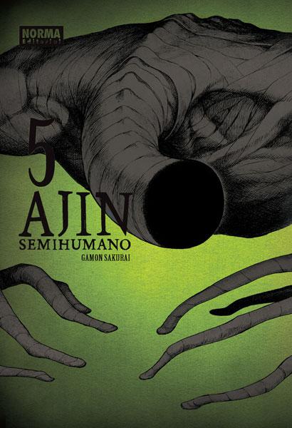 AJIN (SEMIHUMANO) 5