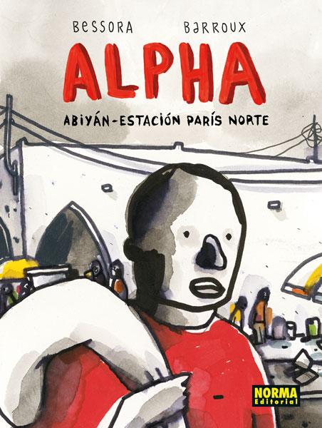 ALPHA. ABIYÁN-ESTACIÓN PARÍS NORTE