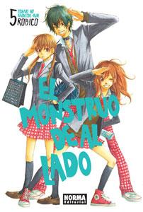 EL MONSTRUO DE AL LADO (TONARI NO KAIBUTSUKUN) 5