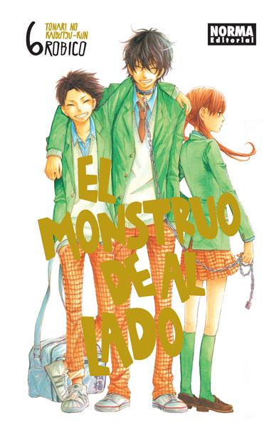 EL MONSTRUO DE AL LADO (TONARI NO KAIBUTSUKUN) 6