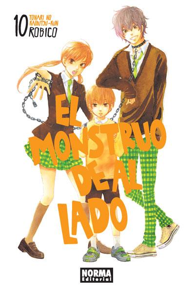 EL MONSTRUO DE AL LADO (TONARI NO KAIBUTSUKUN) 10