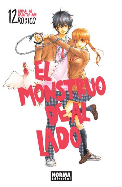 EL MONSTRUO DE AL LADO (TONARI NO KAIBUTSUKUN) 12