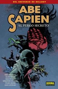ABE SAPIEN 7. EL FUEGO SECRETO