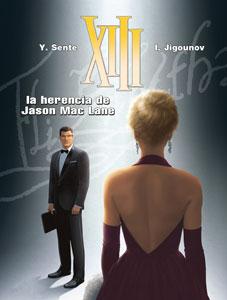 XIII 24. La herencia de Jason MAc Lane