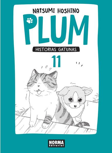 PLUM. HISTORIAS GATUNAS 11