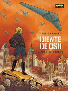 DIENTE DE OSO 4. AMERIKA BOMBER