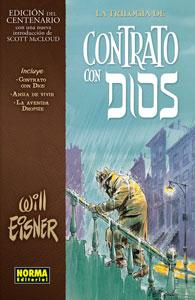 LA TRILOGÍA DE CONTRATO CON DIOS (EDICIÓN DEL CENTENARIO)