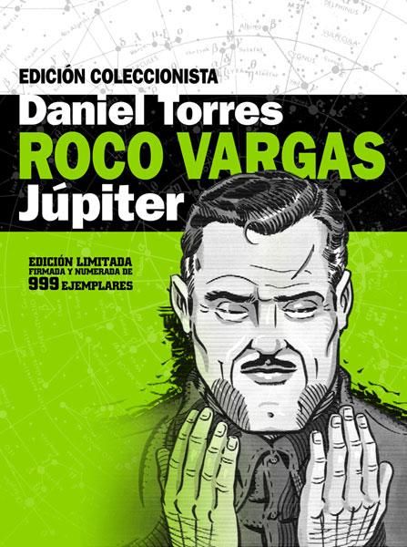 ROCO VARGAS. JÚPITER. COFRE EDICIÓN COLECCIONISTA