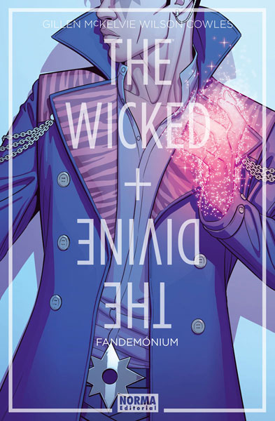 THE WICKED + THE DIVINE 2. FANDEMÓNIUM