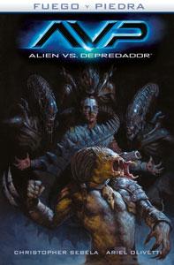 ALIEN VS. DEPREDADOR. FUEGO Y PIEDRA 3