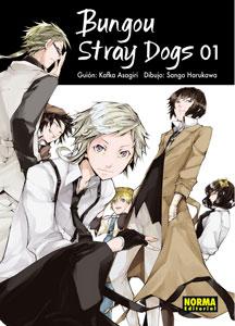 BUNGOU STRAY DOGS 1