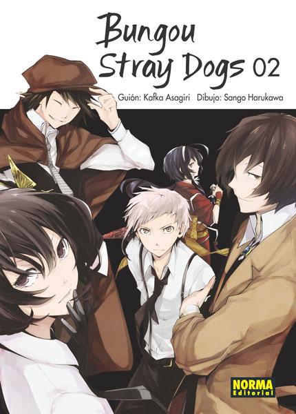 BUNGOU STRAY DOGS 2