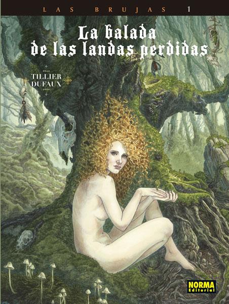 LA BALADA DE LAS LANDAS PERDIDAS 9. CABEZA NEGRA