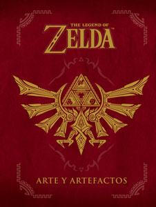 THE-LEGEND-OF-ZELDA-ARTE-Y-ARTEFACTOS
