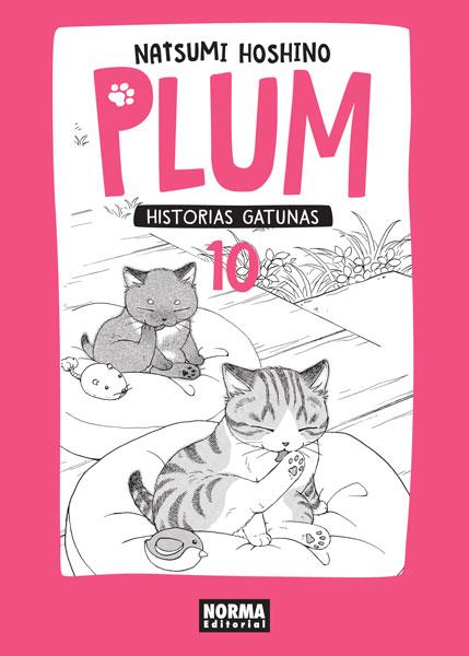 PLUM. HISTORIAS GATUNAS 10