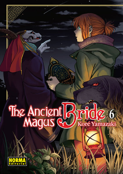 THE ANCIENT MAGUS BRIDE 6