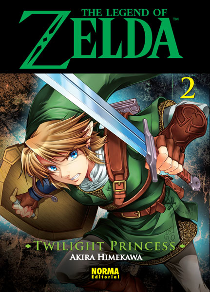 THE LEGEND OF ZELDA 2. TWILIGHT PRINCESS