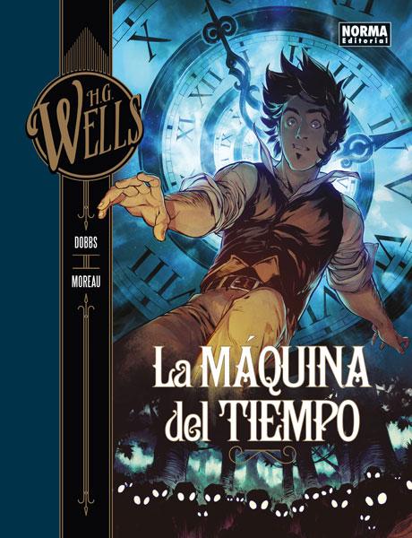 H.G. WELLS. LA MÁQUINA DEL TIEMPO