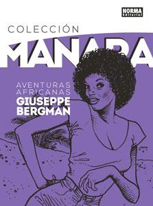 COLECCIÓN MILO MANARA 5. AVENTURAS AFRICANAS GIUSEPPE BERGMAN
