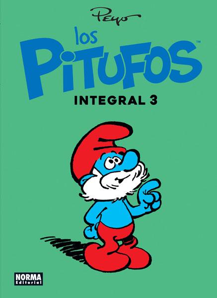 LOS PITUFOS. INTEGRAL 3