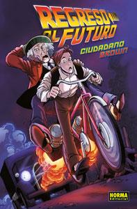 REGRESO AL FUTURO 3. CIUDADANO BROWN