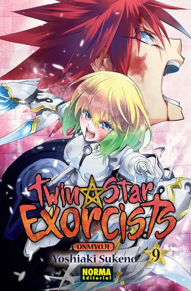 TWIN STAR EXORCISTS. ONMYOJI 9
