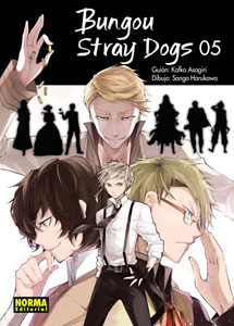 BUNGOU STRAY DOGS 5