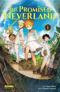 THE PROMISED NEVERLAND 1