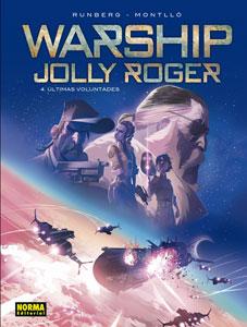 WARSHIP JOLLY ROGER 4. ÚLTIMAS VOLUNTADES
