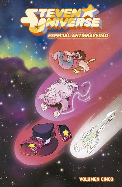 STEVEN UNIVERSE 5. ESPECIAL ANTIGRAVEDAD