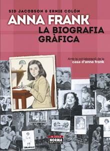 ANNA FRANK. LA BIOGRAFIA GRÀFICA (Ed. Català)