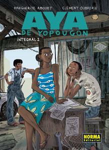 AYA DE YOPOUGON. Edición integral 2