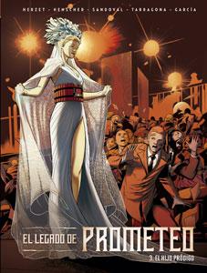EL LEGADO DE PROMETEO 3. EL HIJO PRÓDIGO