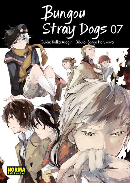 BUNGOU STRAY DOGS 7