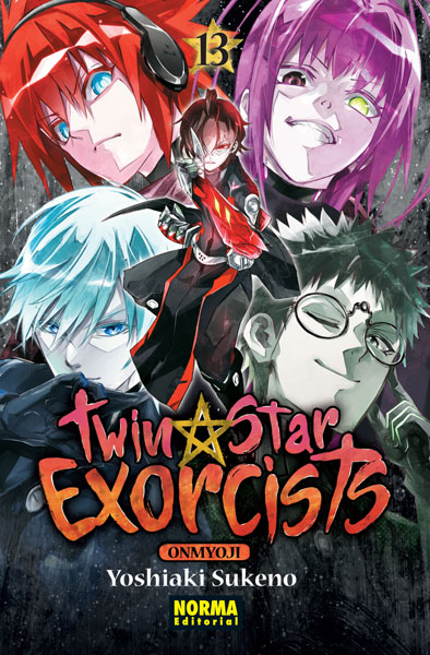 TWIN STAR EXORCISTS. ONMYOJI 13