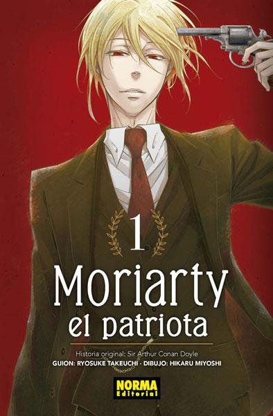 MORIARTY EL PATRIOTA
