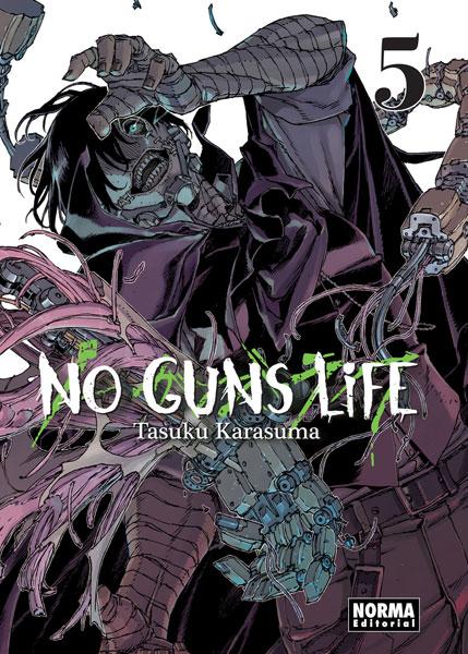 NO GUNS LIFE 5