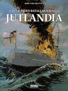 LAS GRANDES BATALLAS NAVALES 2. JUTLANDIA