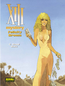 XIII MYSTERY 9. FELICITY BROWN