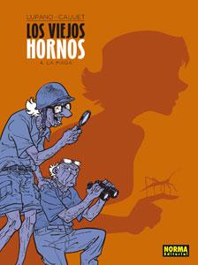 LOS VIEJOS HORNOS 4. LA MAGA