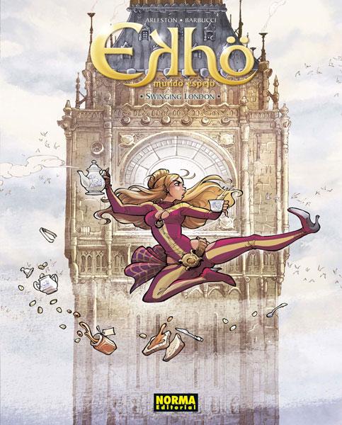 EKHÖ 7. SWINGING LONDON