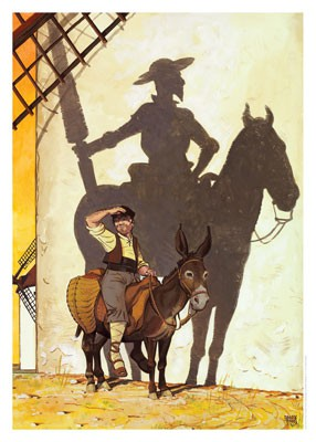 PÓSTER DON QUIJOTE 02