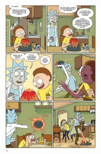 RICK Y MORTY 7